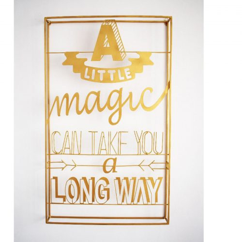 A Little Magic Wall Art(YELLOW)