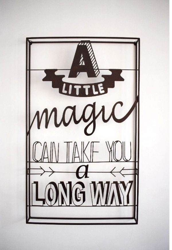 A Little Magic Wall Art