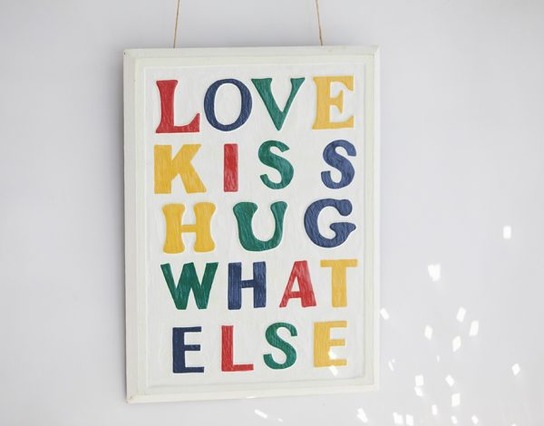 Love Kiss Hug What Else