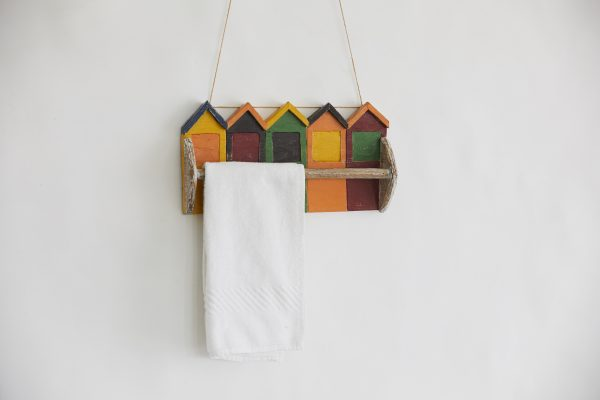 Colourful Towel Holder