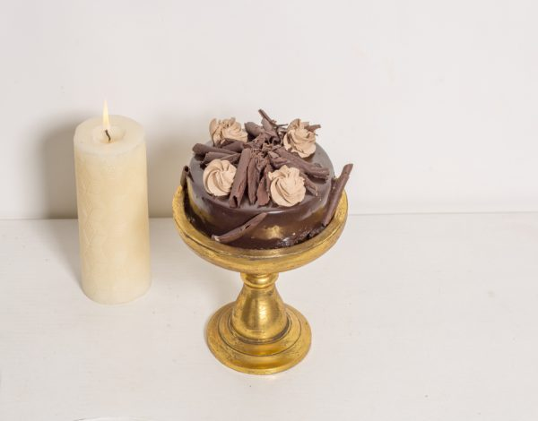 Gold Small Cake Stand