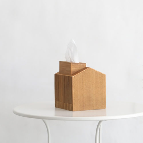 Chimney Tissue Box