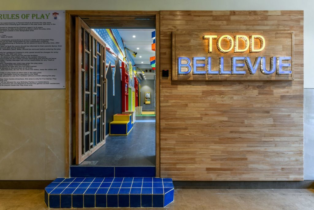 TODD BELLEVUE PLAY AREA IN BORIVALI MUMBAI