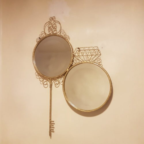 Golden Key and Diamond Mirror